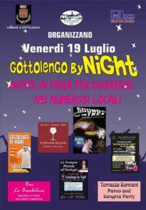 Gottolengo by night @ Palazzetto sport Gottolengo | Gottolengo | Lombardia | Italia