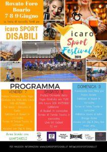 Icaro Sport festival @ Rovato