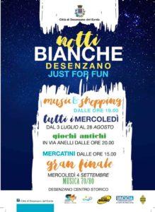 Notti bianche a Desenzano @ Desenzano | Desenzano del Garda | Lombardia | Italia