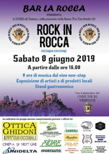 Rock in Rocca @ Nozza di Vestone