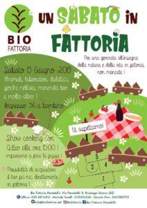 Sabato in fattoria @ Bio Fattoria Paradello