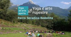 Yoga e arte rupestre @ Parco Archeologico di Seradina - Bedolinia