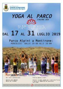 Yoga al parco - Montirone @ Parco degli Alpin | Borgosatollo | Italia