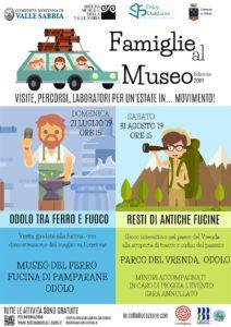 Famiglie al museo - Museo del Ferro Odolo @ Museo del Ferro Odolo | Odolo | Lombardia | Italia