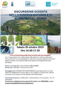 Escursione guidata Riserva Manerba del Garda @ Museo Rocca di Manerba | Lombardia | Italia