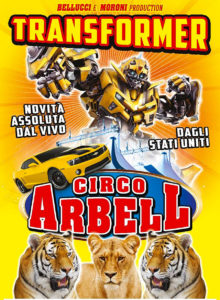 Circo Arbell @ Salò