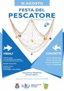 Festa del Pescatore a Toscolano Maderno @ Campo Ippico