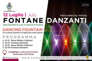 Fontane danzanti @ Piazza Cappelleti