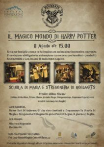 Il magico mondo di Harry Potter @ Località val Sozzine | Ponte di Legno | Lombardia | Italia