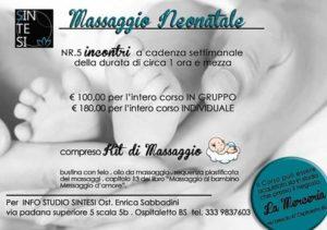 Massaggio neonatale @ Studio Sintesi Ospitaletto | Ospitaletto | Lombardia | Italia