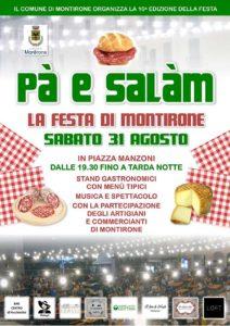 Pà e Salàm en tòc de formài @ Montirone | Montirone | Lombardia | Italia