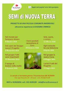 Semi di nuova terra @ Associazione Be Human | Brescia | Lombardia | Italia