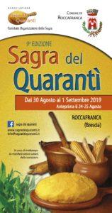 Sagra del Quarantì a Roccafranca @ Roccafranca