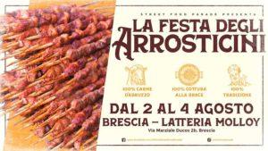 La Grande Festa degli Arrosticini @ Latteria Molloy