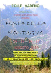 Festa della Montagna - Angolo Terme @ Piazza Alpini