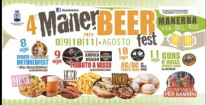 Manerbeerfest @ Grill Garten Manerba del Garda