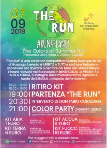 The Run - The Colors of Summer 6.0 @ Gussago