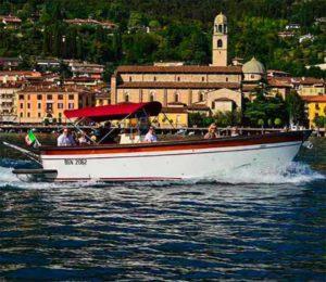 Visita con navigazione a Salò: dalla Magnifica Patria alla Repubblica Sociale @ pensilina degli autobus all'ingresso del parcheggio. | Iseo | Lombardia | Italia