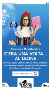 Libri e pallavolo per un weekend di divertimento @ Leone Shopping Center