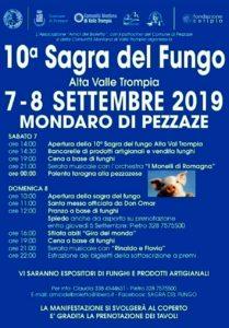 Sagra del Fungo a Pezzaze @ frazione di Mondaro