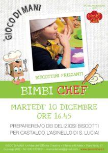 Giocodimani - Biscotti frizzanti @ Officina Creativa Il Nano e la Mela | Gussago | Lombardia | Italia