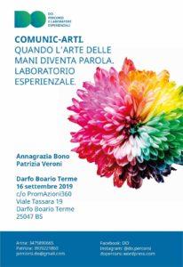Comunic-arti @ PromAzioni 360