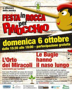 Festa in Rocca a Orzinuovi per Pinocchio @ Rocca di Orzinuovi