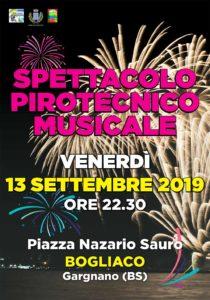 Spettacolo pirotecnico a Gargnano @ piazza Nazario Sauro   Gargnano   Lombardia   Italia