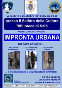 Impronta urbana @ Biblioteca Salò | Salò | Lombardia | Italia