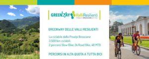 Inaugurazione greenway delle valli resilienti @ vedi testo