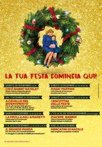 La tua festa comincia qui. Natale a Mazzano @ Auchan Mazzano | Mazzano | Lombardia | Italia