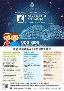 Open day Università del Garda for Kids @ Palazzo Todeschini