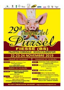 Sagra del Pursèl a Fiesse @ Fiesse | Fiesse | Lombardia | Italia