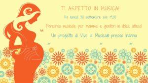 Ti aspetto in musica @ Inanna - Studio di Arte Ostetrica
