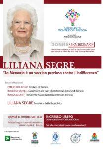 Donne Straordinarie @ Palazzo Loggia, nel Salone Vanvitelliano