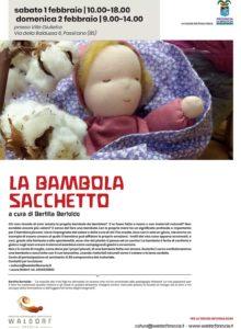 La bambola sacchetto @ Villa Giulietta | Rodengo-Saiano | Lombardia | Italia