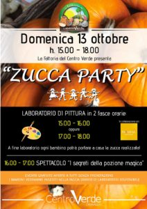 Zucca Party @ CENTRO VERDE CARAVAGGIO
