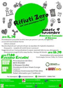 Rifiuti zero @ Biblioteca di Sarezzo