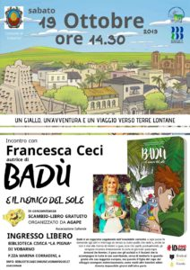 Badù e il nemico del sole @ biblioteca Vobarno | Vobarno | Lombardia | Italia