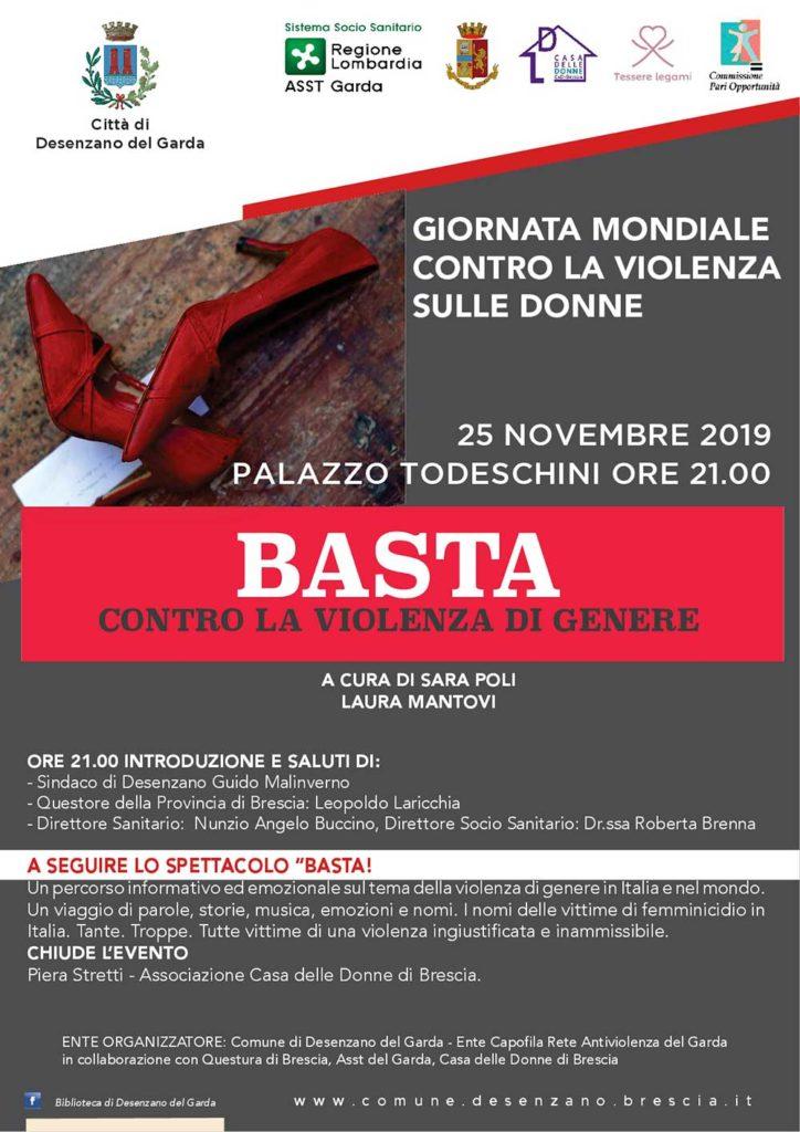 basta-violenza-desenzano-2019