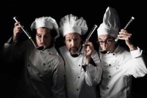 3Chefs - versione famiglie @ Teatro Palazzolo | Palazzolo sull'Oglio | Lombardia | Italia