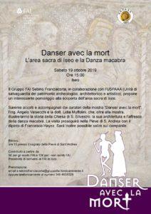 Dancer avec la mort @ Pieve Sant'Andrea