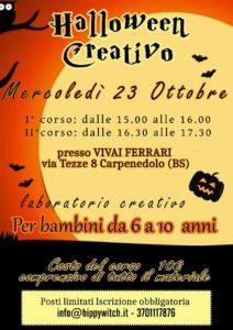 Halloween creativo @ Vivai Ferrari