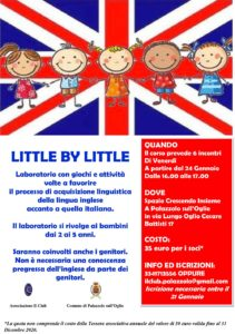Little by little @ Spazio Crescendo Insieme