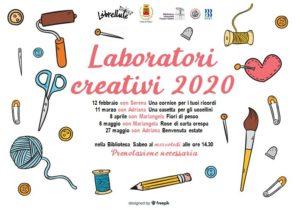 Laboratori creativi con Librellule - per adulti! @ Biblioteca di Chiari | Chiari | Lombardia | Italia