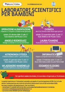Laboratori scientifici per bambini @ Manerbio