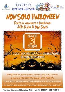 Non solo Halloween @ Ludoteca Dire, fare, giocare