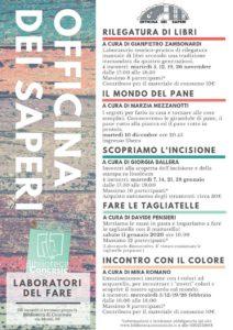 I laboratori del fare - Officina saperi a Concesio @ Biblioteca di Concesio | Concesio | Lombardia | Italia
