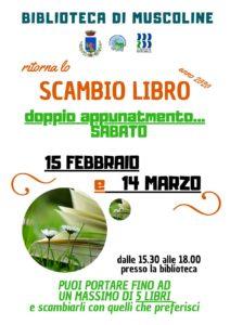 Scambio libro @ Biblioteca di Muscoline | Muscoline | Lombardia | Italia