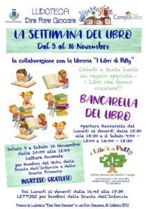 La settimana del libro @ Ludoteca Dire, fare, giocare